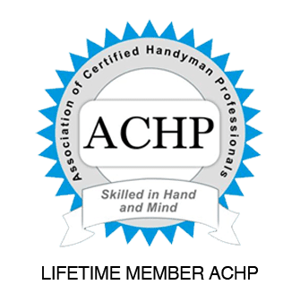 association of certifed handyman lifetime logo